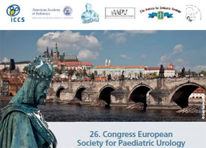 26th Congress of the ESPU Joint Meeting, Prague, Czech Republic, October 14th-17th 2015
