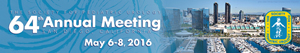 SPU 64th Annual Meeting, May 6 � 8, 2016, Manchester Grand Hyatt, San Diego, CA
