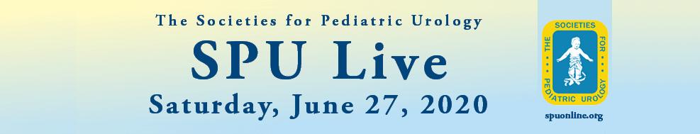 Society For Pediatric Urology